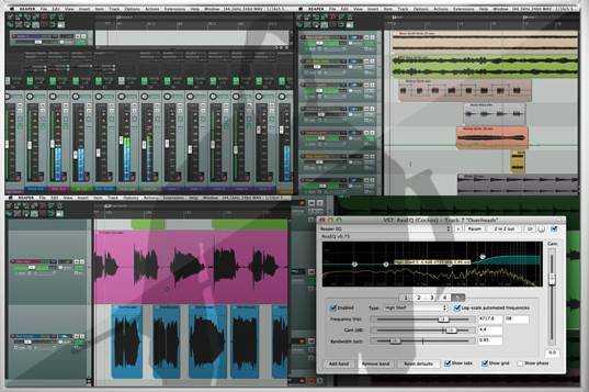 download REAPER phần mềm remix nhạc