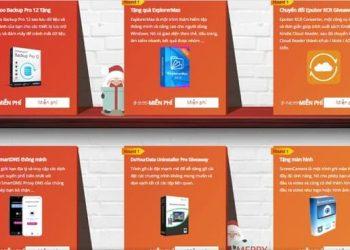 Download 15 phần mềm bản quyền của trị giá 550$ của WonderFox 3