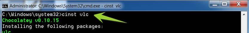 Cách dùng Chocolatey để cài nhiều phần mềm cùng lúc trên Windows 3