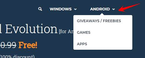 App giảm giá miễn phí trên sharewareonsale.com