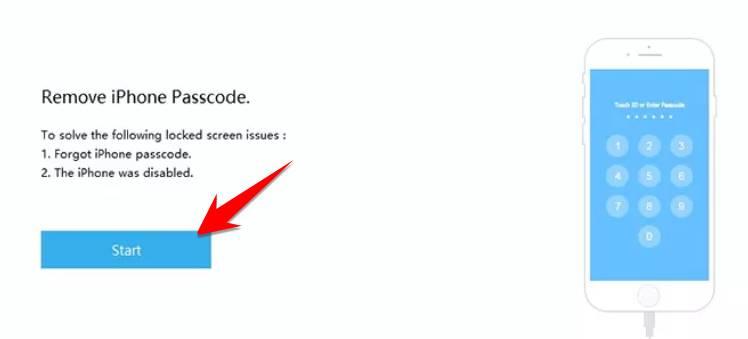 Cách sử dụng 4UKEY Hack Password đăng nhập điện thoại