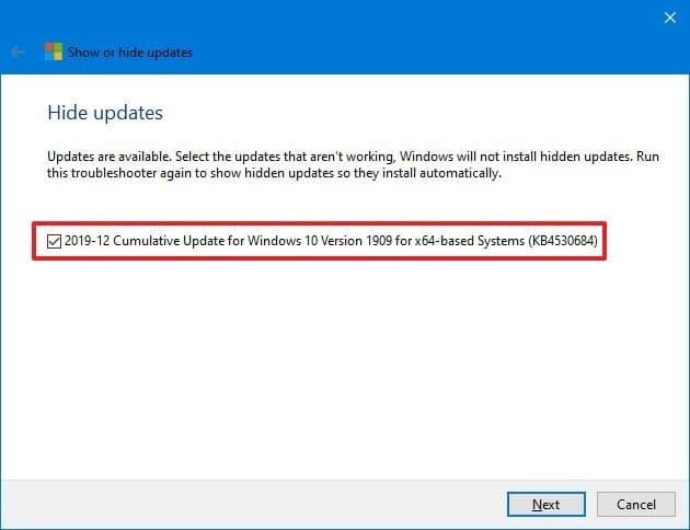 Cách khắc phục sự cố về Windows Update trên Windows 10 42