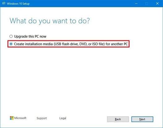Hướng dẫn tạo USB cài đặt Windows 10 chuẩn UEFI 15
