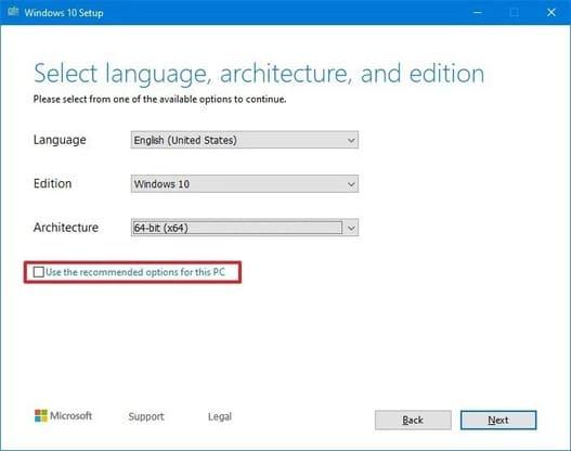 Hướng dẫn tạo USB cài đặt Windows 10 chuẩn UEFI 16