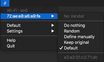 Hướng dẫn Fake MAC Address - Giả mạo địa chỉ MAC trên máy tính 9