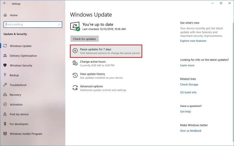 Cách khắc phục sự cố về Windows Update trên Windows 10 30