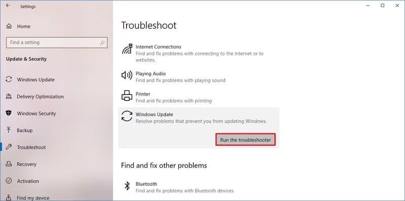 Cách khắc phục sự cố về Windows Update trên Windows 10 34