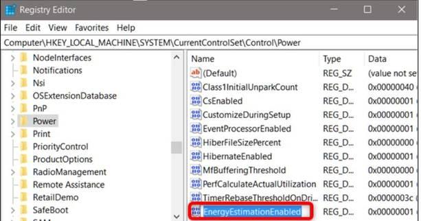 Cách hiển thị thời gian PIN Laptop còn có thể sử dụng được trên Windows 2