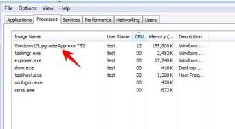 task manager kiểm tra nâng cấp Windows 7 lên Windows 10 bằng powershell