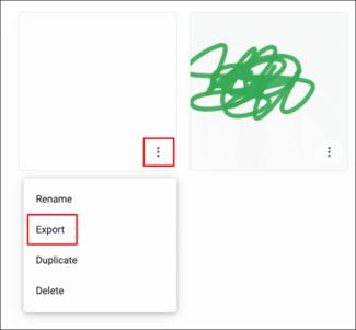 Cách vẽ online bằng ứng dụng Google Chrome Canvas 29