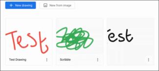 Cách vẽ online bằng ứng dụng Google Chrome Canvas 20