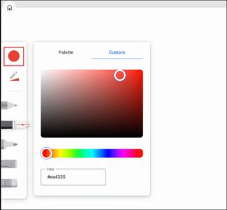 Cách vẽ online bằng ứng dụng Google Chrome Canvas 21