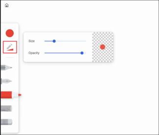 Cách vẽ online bằng ứng dụng Google Chrome Canvas 23
