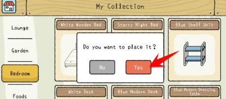 trang trí lại nội thất trong game Adorable Home