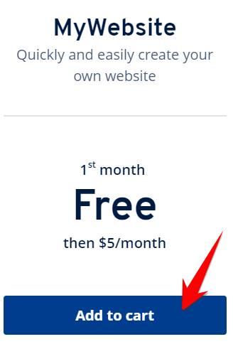 Cách mua domain COM, NET, ORG, INFO miễn phí ở 1and1 12
