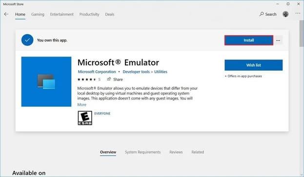Hướng dẫn giả lập Windows 10X trên Windows 10 để dùng thử 27