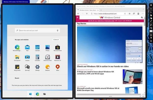 Cách giả lập Windows 10X trên Windows 10 bằng ảo hóa