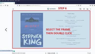 Cách Download Ebook trên SCRIBD dưới dạng PDF 27