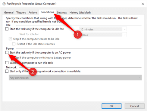 Cách tạo Shortcut tắt UAC trên Windows bằng Task Scheduled 23