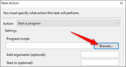Cách tạo Shortcut tắt UAC trên Windows bằng Task Scheduled 22