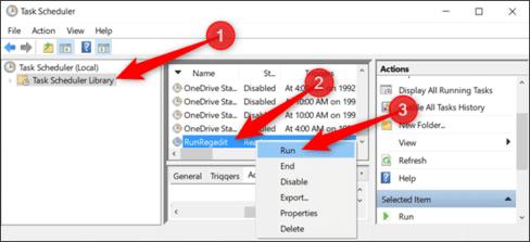 Cách tạo Shortcut tắt UAC trên Windows bằng Task Scheduled 29
