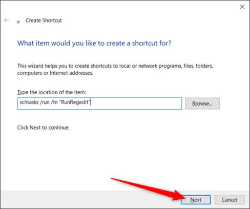 Cách tạo Shortcut tắt UAC trên Windows bằng Task Scheduled 31