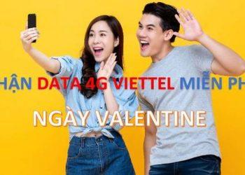 Nhận 1Gb DATA 3G/4G miễn phí từ Viettel không giới hạn thời gian 2