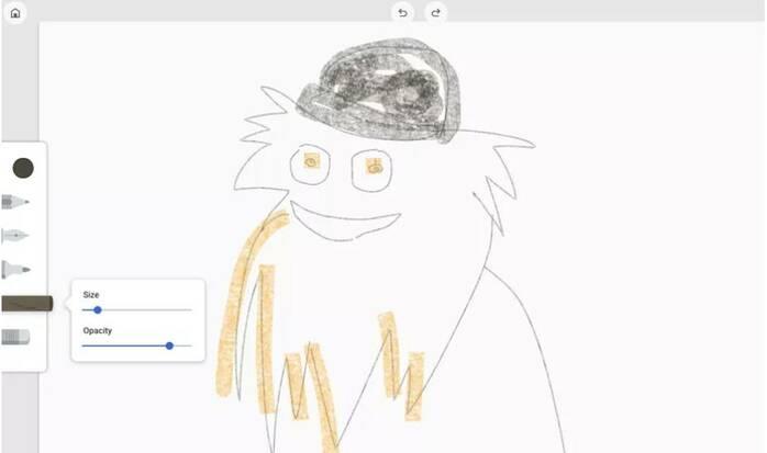 Cách vẽ online bằng ứng dụng Google Chrome Canvas