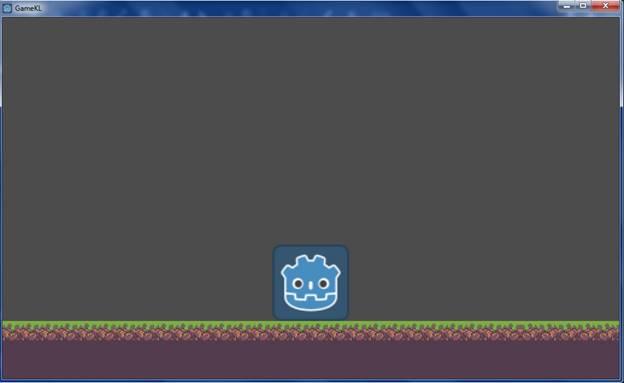 Tạo Camera theo dõi nhân vật lập trình game godot