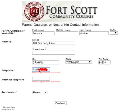 Hướng dẫn tạo mail Edu từ Fortscott.edu mới nhất 2020 24