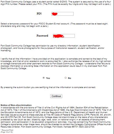 Hướng dẫn tạo mail Edu từ Fortscott.edu mới nhất 2020 26