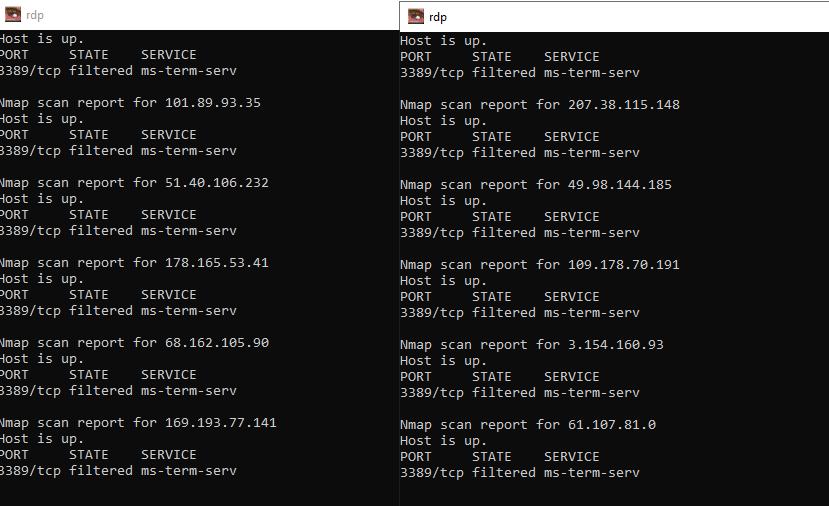 Cách hack VPS bằng cách Scan Password bằng Core RDP Scanner