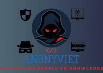 logo anonyviet designevo