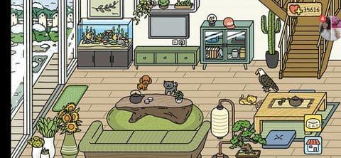 Các mẫu trang trí Phòng khách đẹp trong Adorable Home 8
