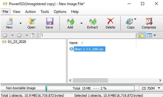 phát tán virus bằng file iso