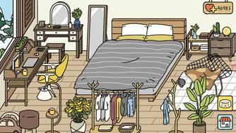 mẫu Phòng Ngủ đẹp trong Adorable Home
