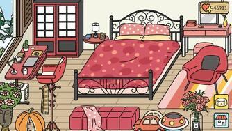 mẫu trang trí phòn ngủ adorable home