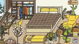 Tổng hợp các mẫu Phòng Ngủ đẹp trong Adorable Home 21