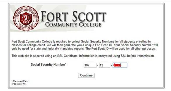 đăng ký tạo mail Edu từ Fortscott.edu mới nhất 2020