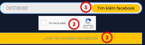 Tìm kiếm Facebook bằng số điện thoại atpsoftware