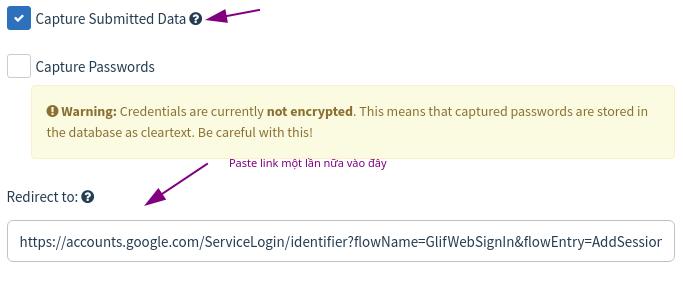 Cách cài đặt Phishing Gophish trên Windows  và Linux 58