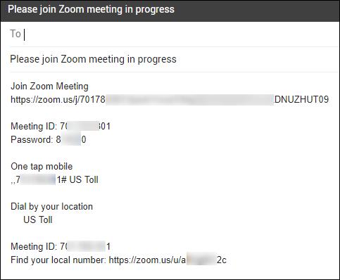 Hướng dẫn cài đặt và sử dụng Zoom để học trực tuyến 19