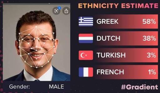 Gradient: DNA Ancestry AI Test app đoán quốc tịch bằng khuôn mặt
