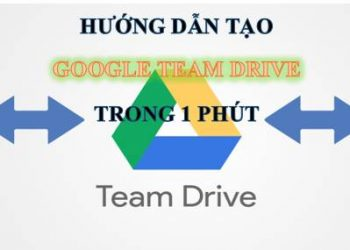 HOW TO CREATE TEAM DRIVE FREE