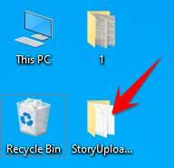 Cài cài đặt Extension Story Uploader