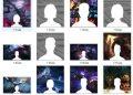 bộ sưu tập avatar mặc định fb