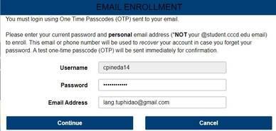 BOT tạo Google Drive Unlimited bằng Mail Edu Orange Coast College 11