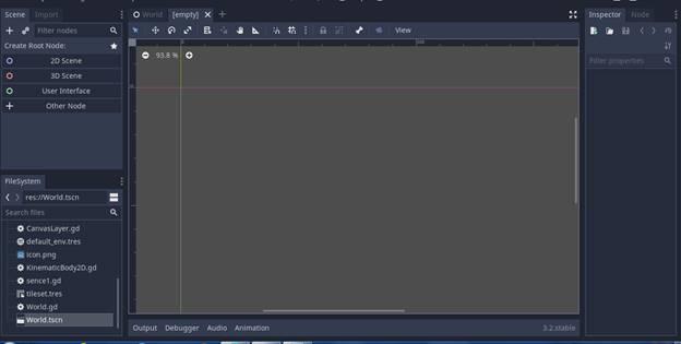 [Lập Trình Game] Bài 9: Tạo MENU cho Game khi lập trình bằng Godot 64