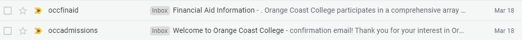 BOT tạo Google Drive Unlimited bằng Mail Edu Orange Coast College 9