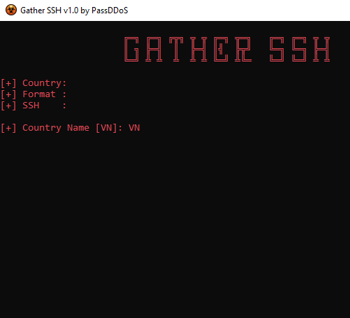 Download Gather SSH cách dùng ssh
